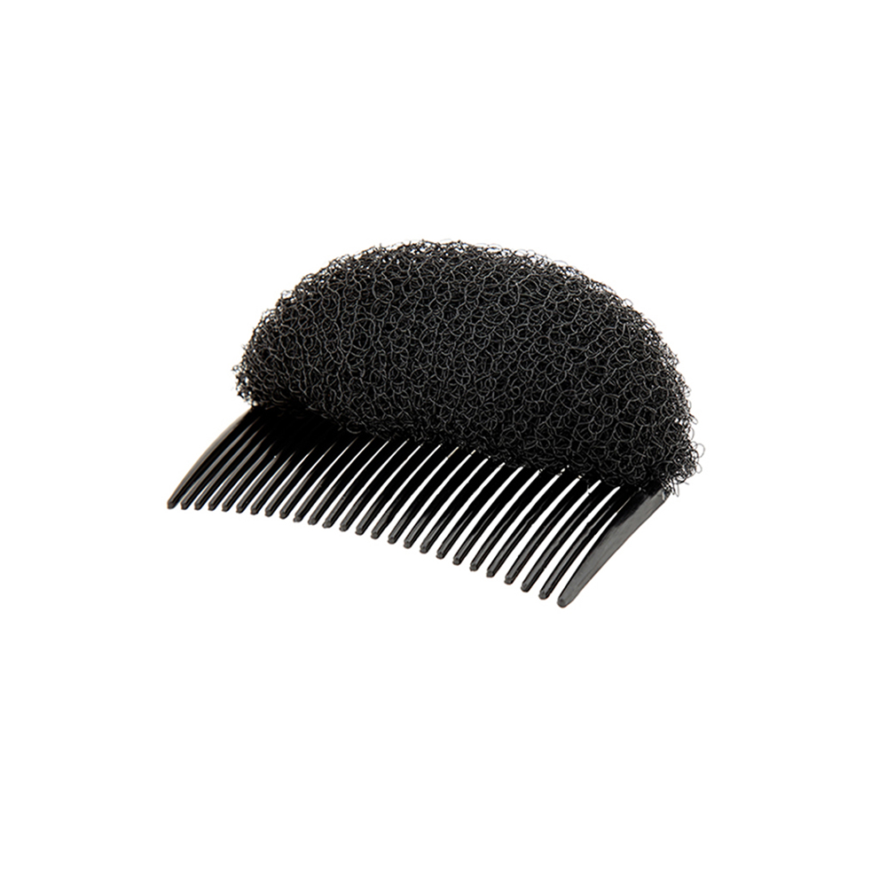 COMB PUFF - SM BLACK