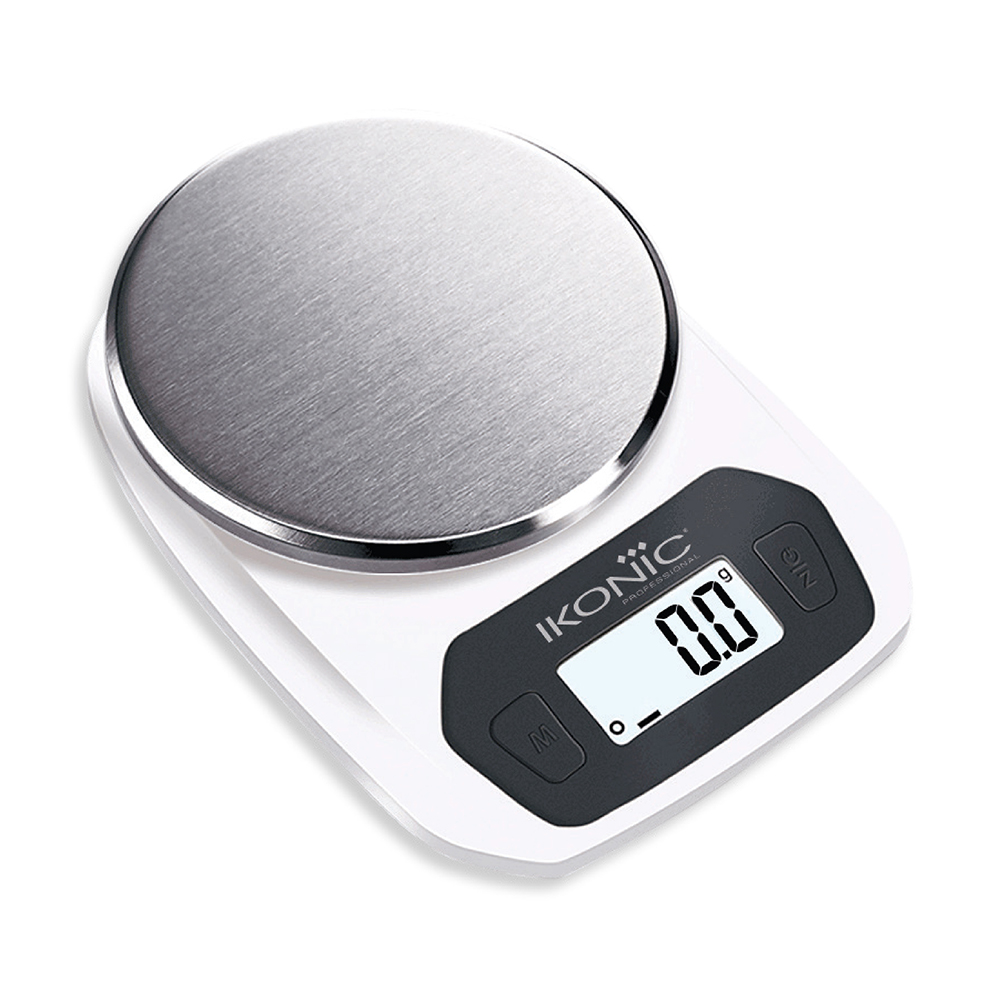 WEIGHING SCALE BLACK