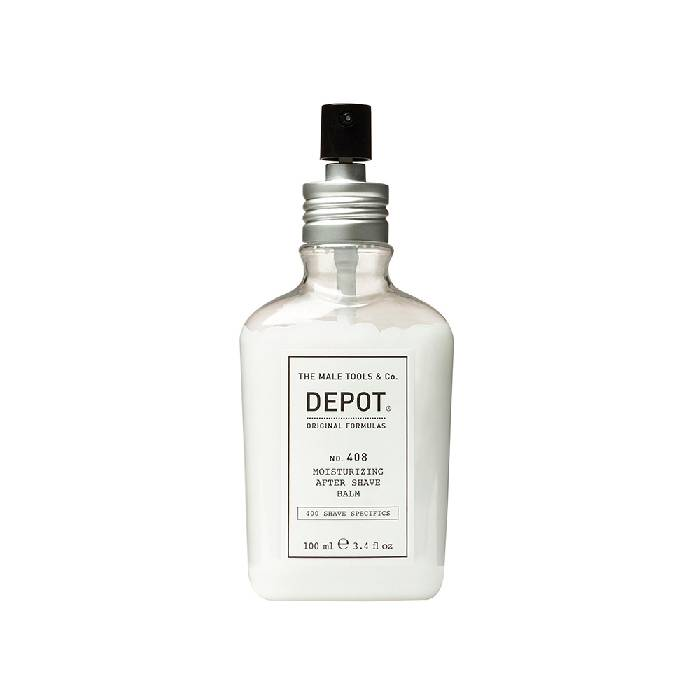 Depot No. 408 Moisturizing After Shave Balm 100Ml Classic Cologne