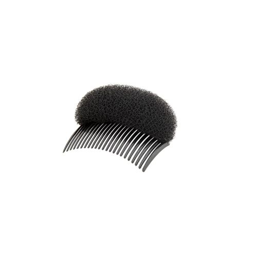 COMB PUFF - MED BLACK