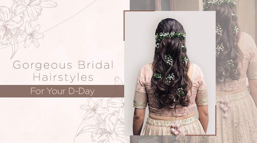 Easy Bridal Hairstyles that are True Head Turners