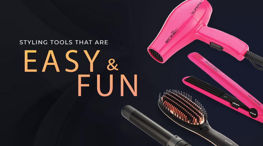 Must-have Hairstyling Tools At Home
