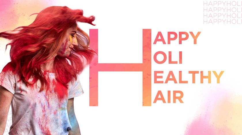 It's a Happy Holi for your hair!